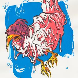 Chicken Melt
