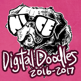 Digital Doodles 2016-2017