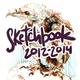 Sketchbook 2012-2014
