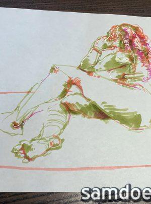 Marker Figure #1