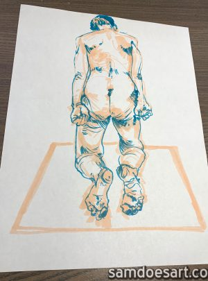 Marker Figure #2