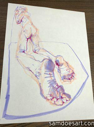 Marker Figure #3