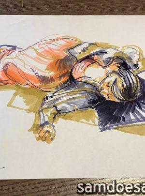 Marker Figure #7