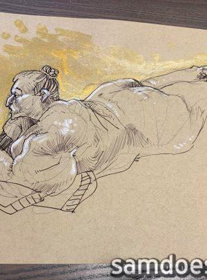 Pen Figure #2